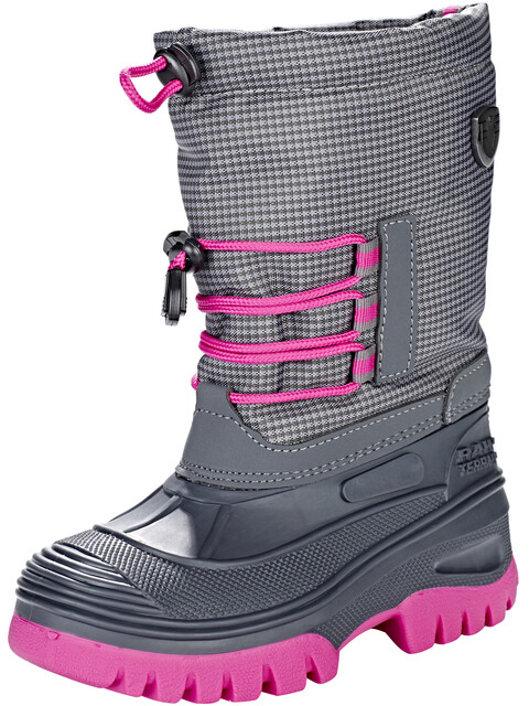 CMP Campagnolo Ahto WP Boots Children grey/pink